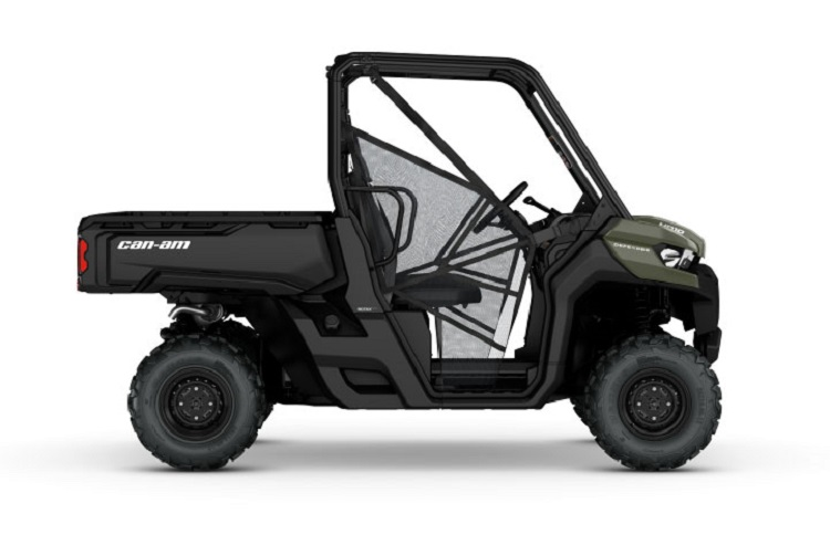 2016 Can Am Defender side view