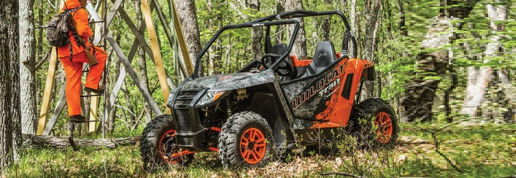 2016 Arctic Cat Wildcat Trail main