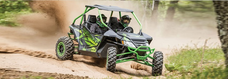 2016 Arctic Cat Wildcat X Limited main