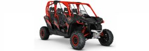 2016 Can Am Maverick Max Turbo