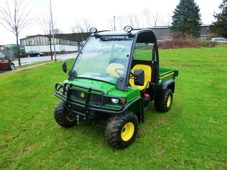2016 john deere gator hpx review price specs features. Black Bedroom Furniture Sets. Home Design Ideas