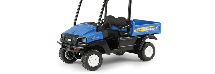 2016 New Holland Rustler 115