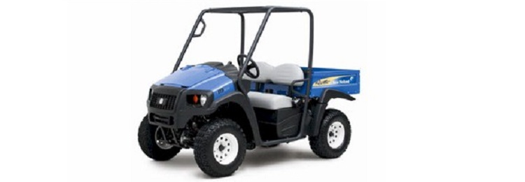 2016 New Holland Rustler 120 main