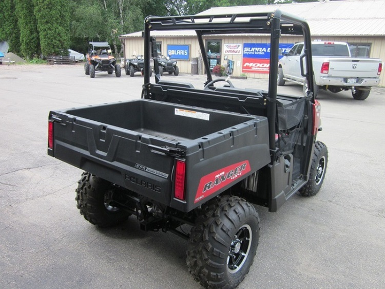 2016 Polaris Ranger 570 rear view