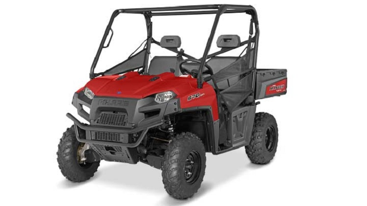 2016 Polaris Ranger XP 570 front view