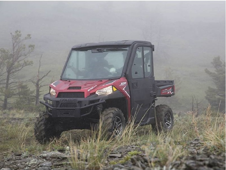 2016 Polaris Ranger XP 900 front view