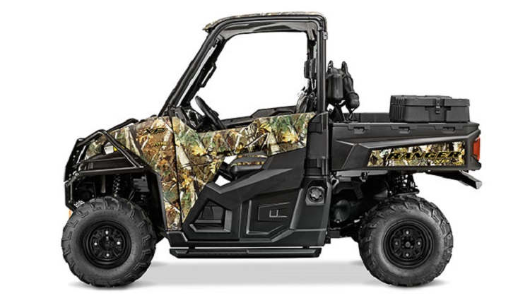 2016 Polaris Ranger XP 900 side view