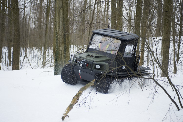 Argo 8x8 XTD winter
