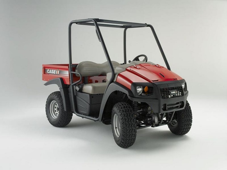 Case IH Scout front view