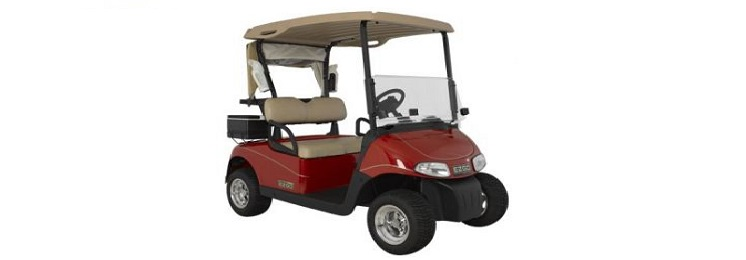 Club car Precedent i2 main