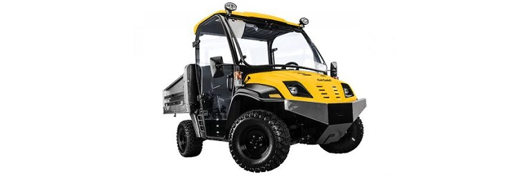 2016 CubCadet Volunteer WT cab
