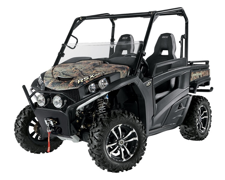 John Deere Gator Rsx860i >> 2016 John Deere Gator RSX860i - review, specs, price, performances