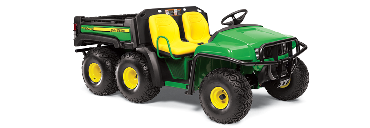 2016 John Deere Gator TH