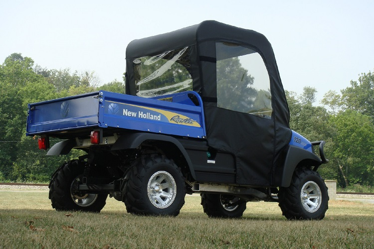2016 New Holland Rustler 125 rear view