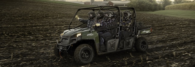 2016 Polaris Ranger Crew XP 570-6 main