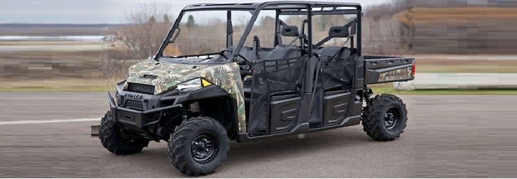 2016 Polaris Ranger Crew XP 900-6