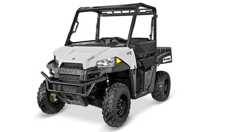 2016 Polaris Ranger ETX front view