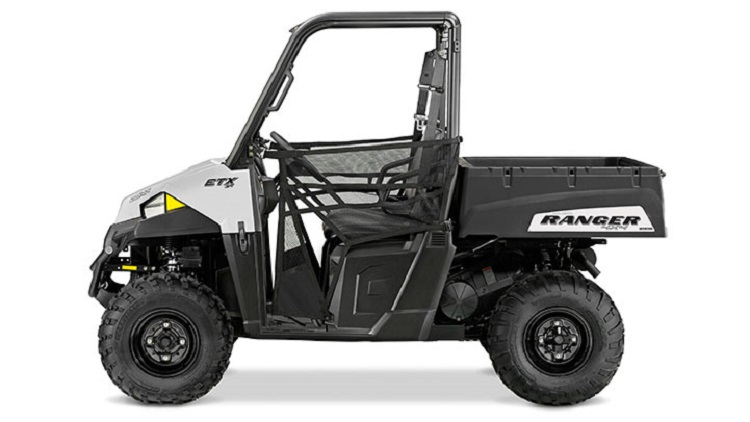 2016 Polaris Ranger ETX side view