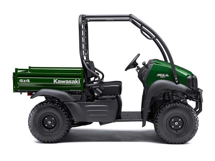2017 Kawasaki Mule SX 4x4 side view