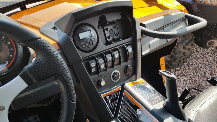 2016 Can Am Commander Xt Review Specs Price Engine