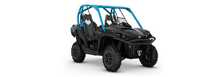 2016 Can Am Commander XT