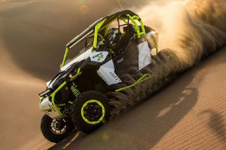 2016 Can Am Maverick X DS 01