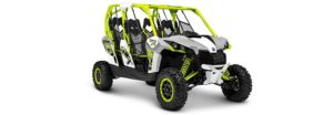 2016 Can Am Maverick X DS