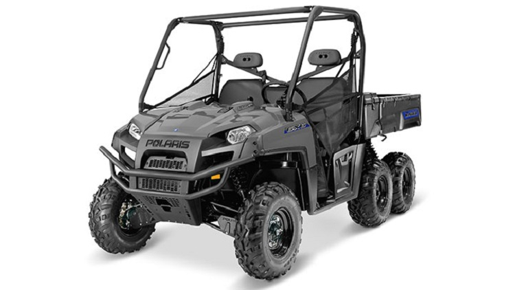 2016 Polaris Ranger 6x6 front view