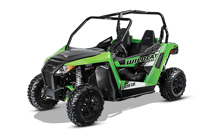 2016 Arctic Cat Wildcat Trail XT front view