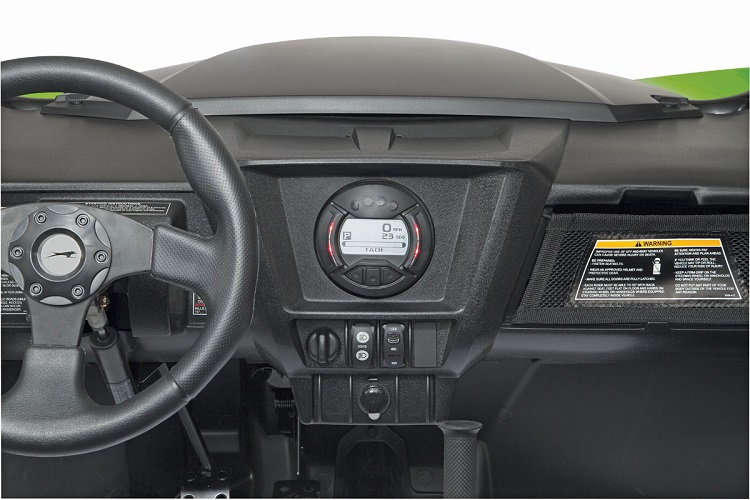 2016 Arctic Cat Wildcat Trail XT interior