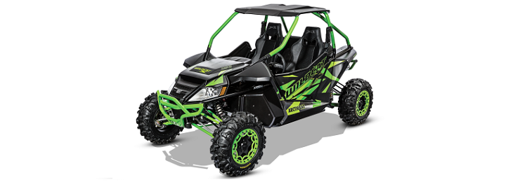 2016 Arctic Cat Wildcat Trail XT main