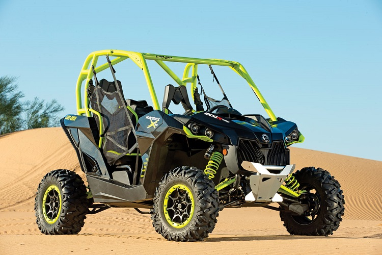 2016 Can Am Maverick Turbo