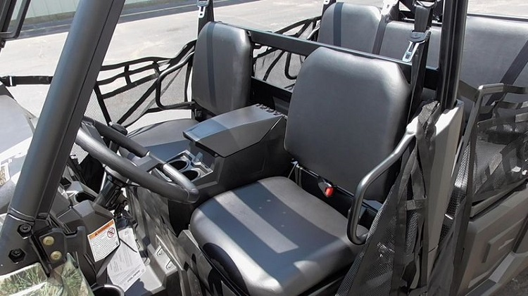 2016 polaris ranger crew xp 900-5 interior